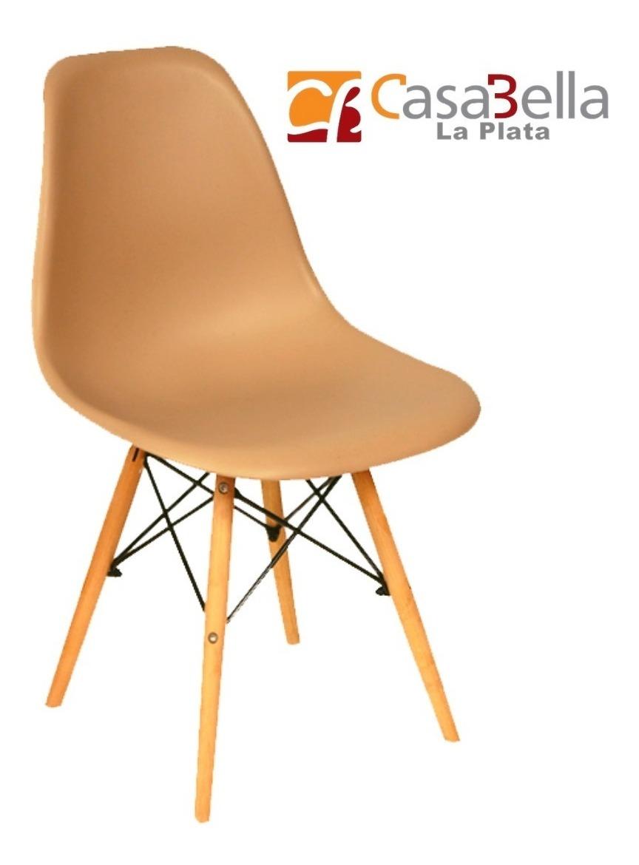 Eames Envio Gratis En La Casabella Plata Marron Sillas 7y6bgf