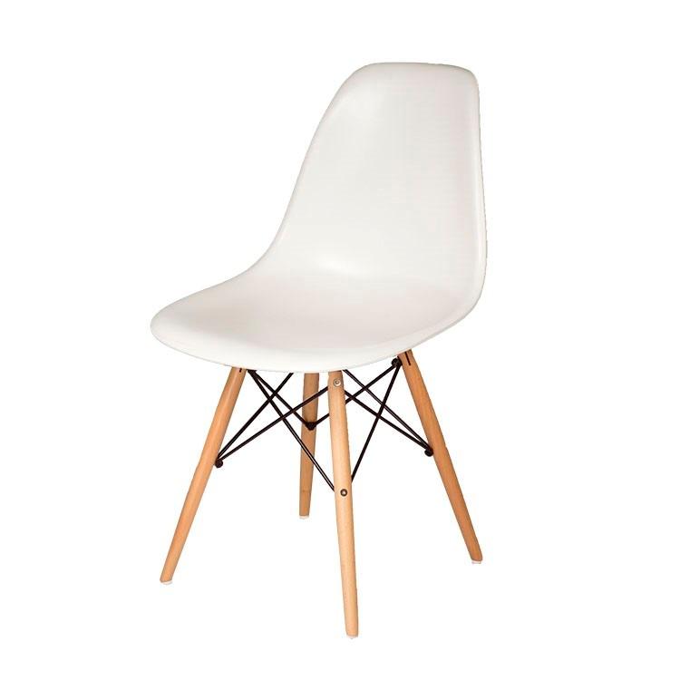 Sillas eames sin brazo silla moderna de excelente caldiad for Sillas modernas precios
