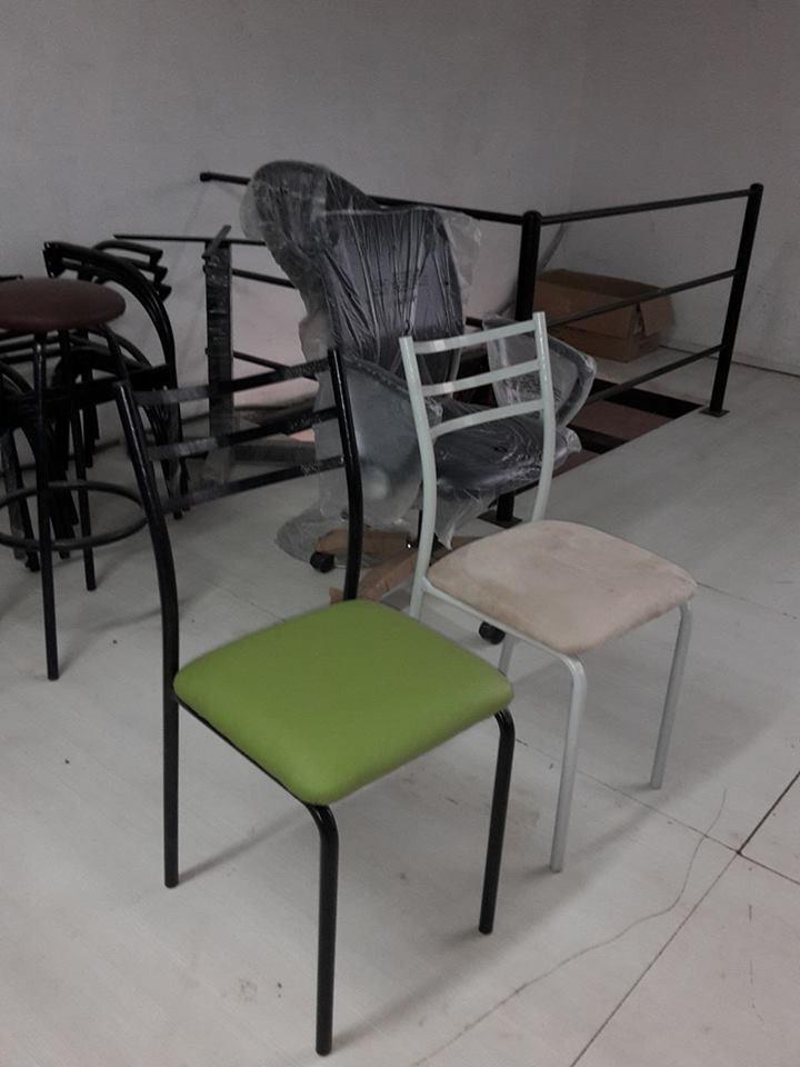 Sillas Economicas Para Comedor Muebles De Oficina - U$S 15,99 en ...
