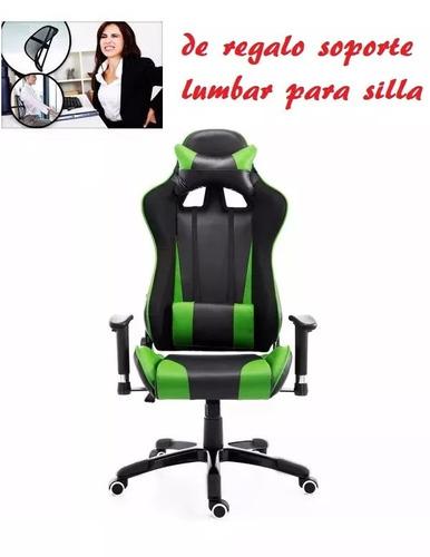 sillas ejecutiva oficina escritorio ergonomica gamer