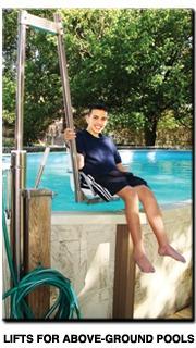 sillas hidraulicas de acceso a piscinas