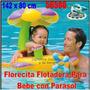 Florecita Flotadora Inflable Parasol Salvavidas Intex 56580
