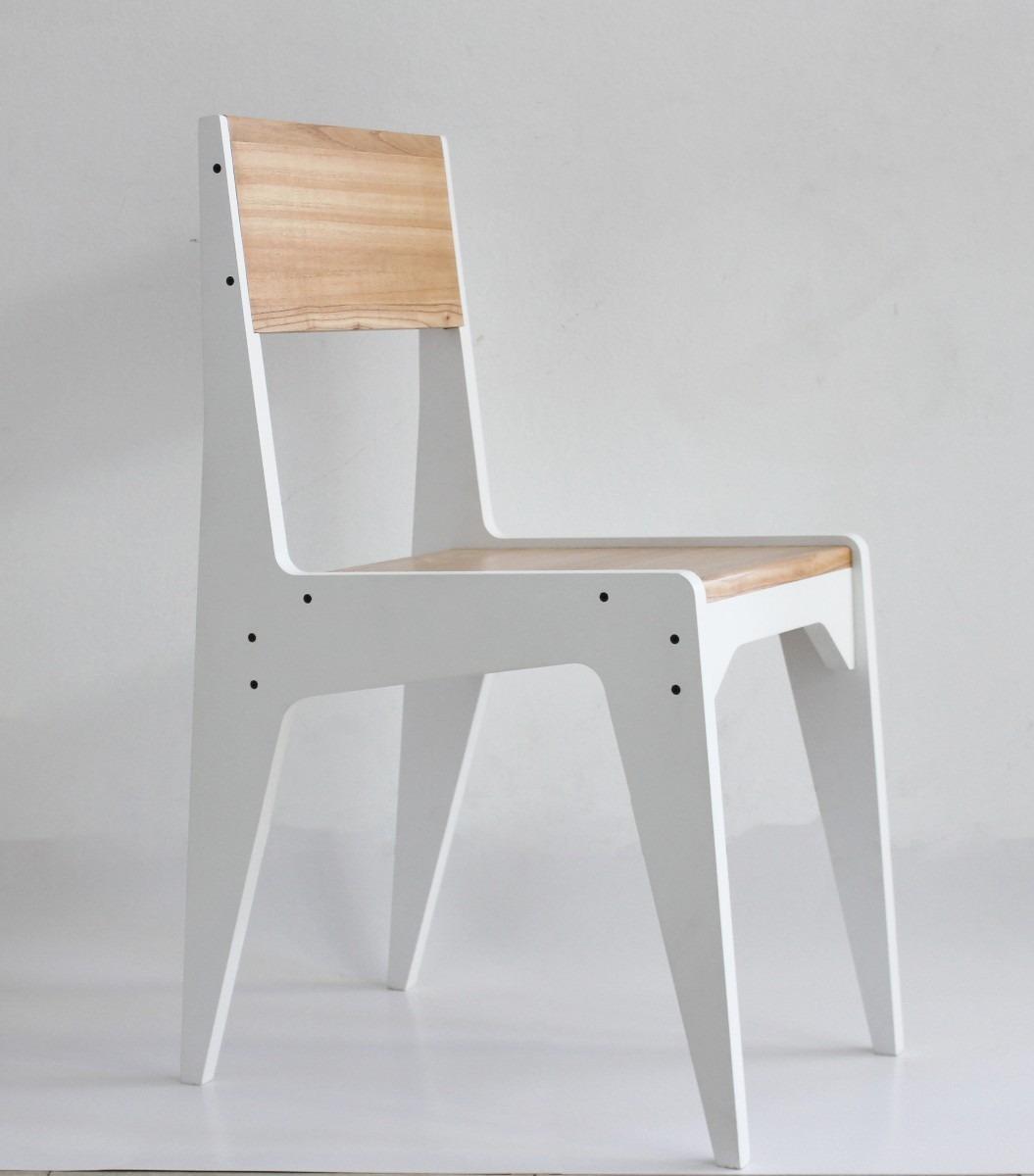 sillas madera paraiso dise o en mercado libre