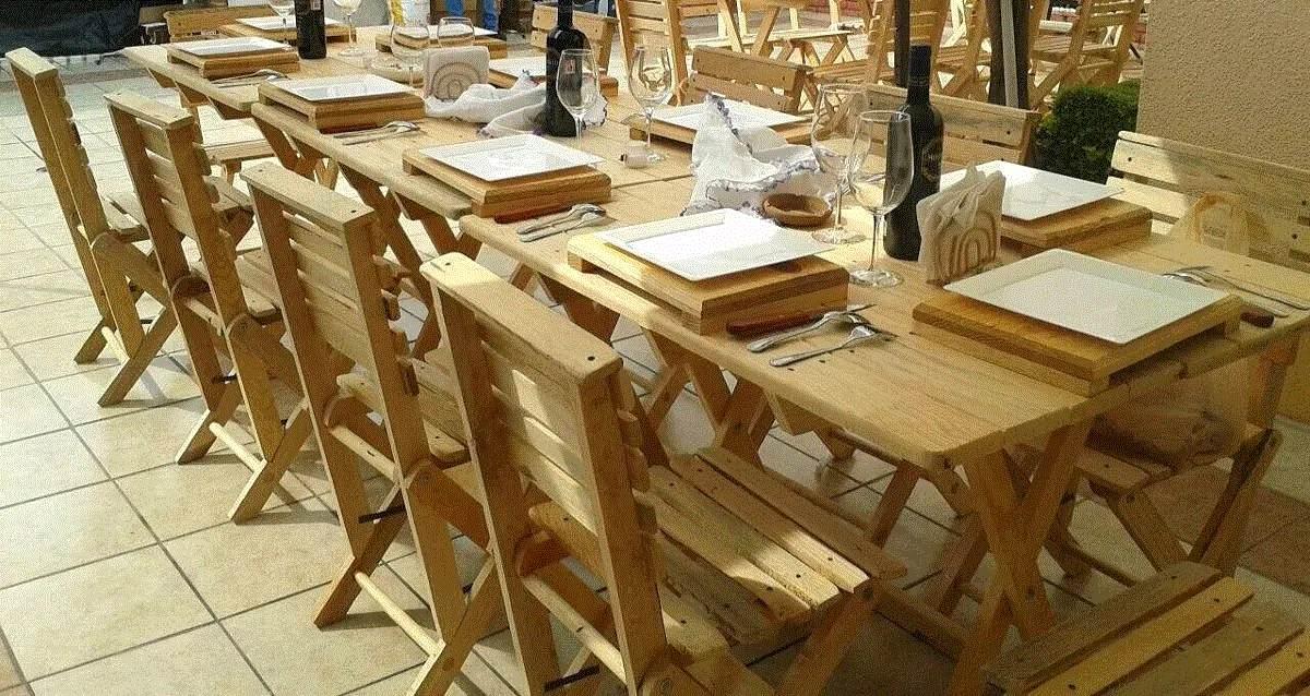 Sillas de madera plegables super reforzadas en mercado libre - Sillas de madera plegables precios ...