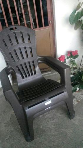 sillas manaplas jardín