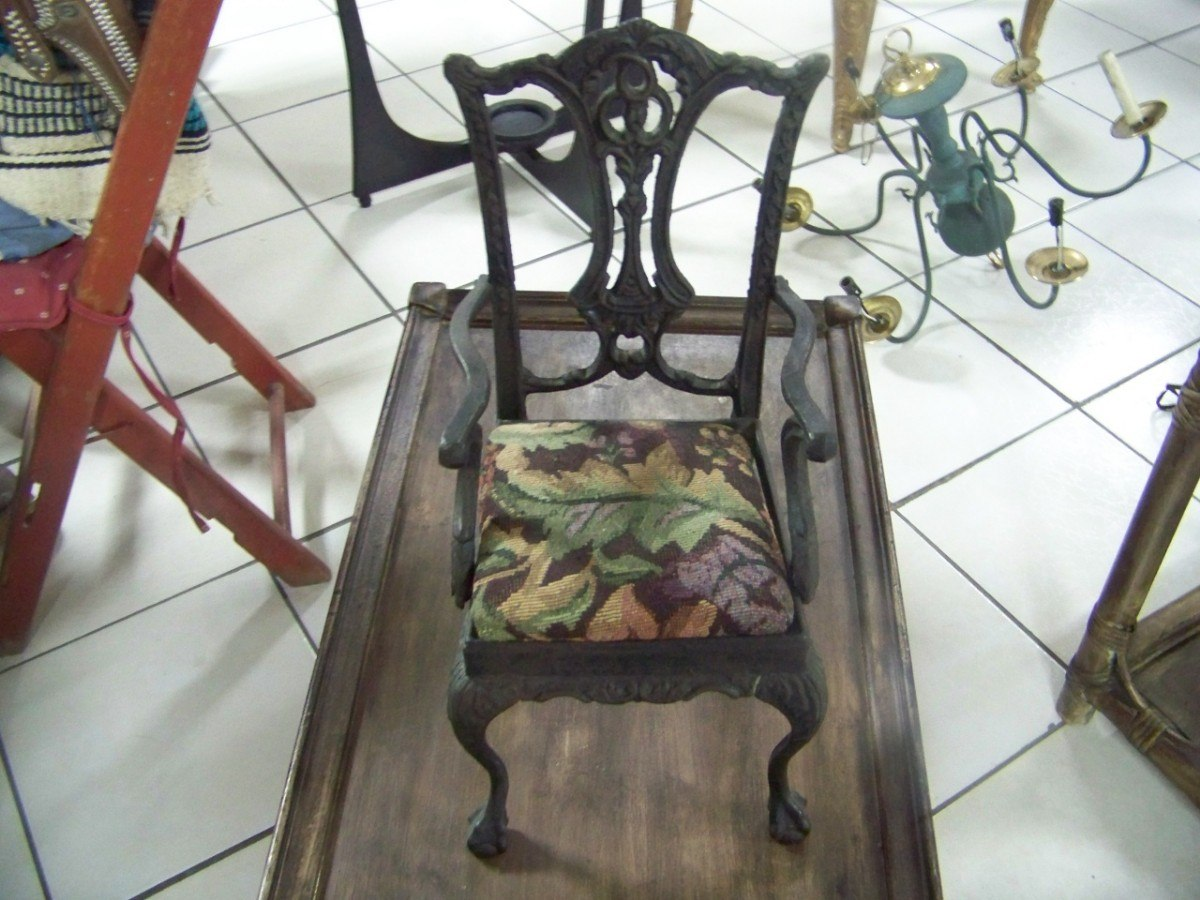 sillas mecedoras antiguas