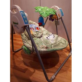 62b91d756 Hamaca De Bebe Fisher Price A Pila Y Eléctrica. Oportunidad - Sillas ...