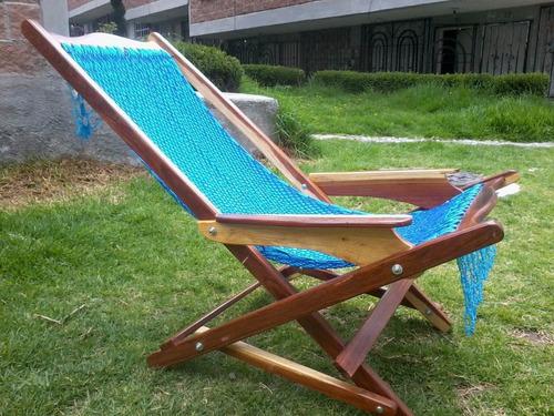 sillas mecedoras de madera