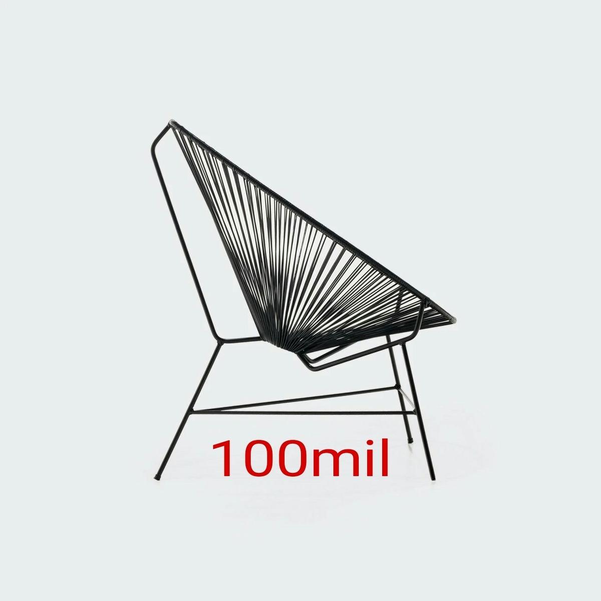 sillas mecedoras tejidas y de madera momposina