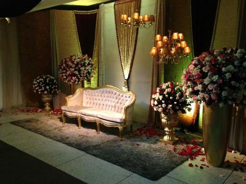 sillas mesas mezones decoracion sonido