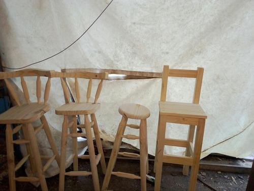 sillas mesas o lo que nesesite en madera trabajos a medoda