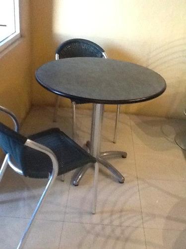 sillas mesas pa cafeteria o desayunador