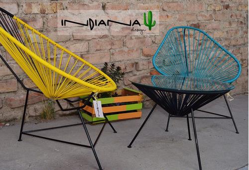 sillas muebles jardin