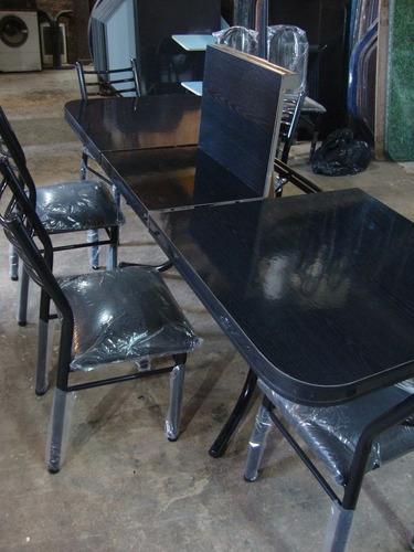 sillas muebles juego comedor