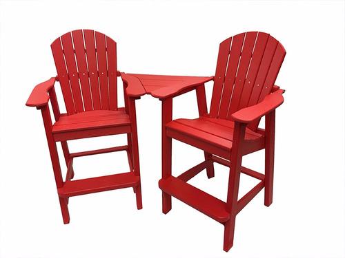 Sillas para balcon durables color rojo 22 en - Sillas para balcon ...