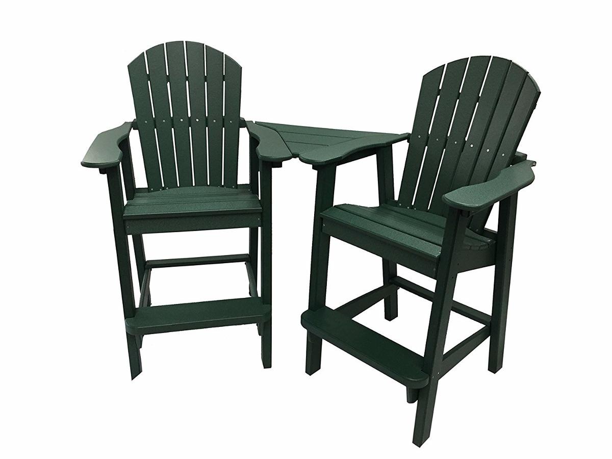 Sillas para balcon durables color verde 22 en mercado libre - Sillas para balcon ...