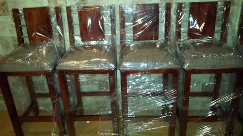 sillas para barra + altas + meson + modernas + rusticas