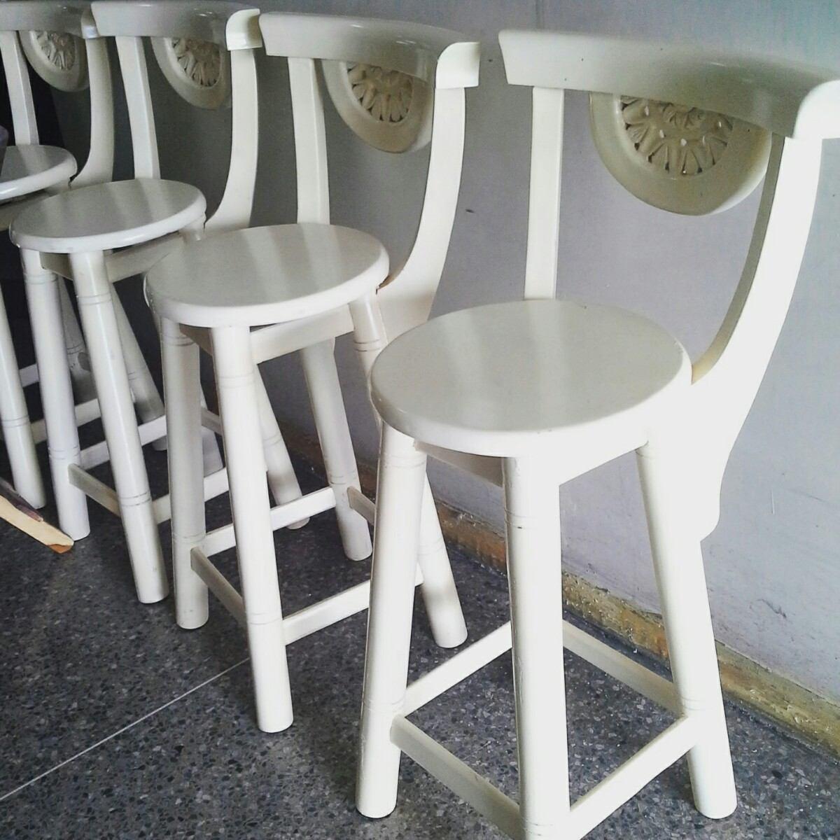 sillas para barra o taburete oferta bs en