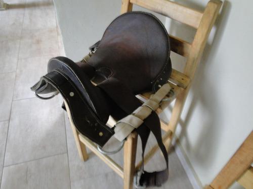 sillas para caballo nuevas+accesorios ¡precio de remate!