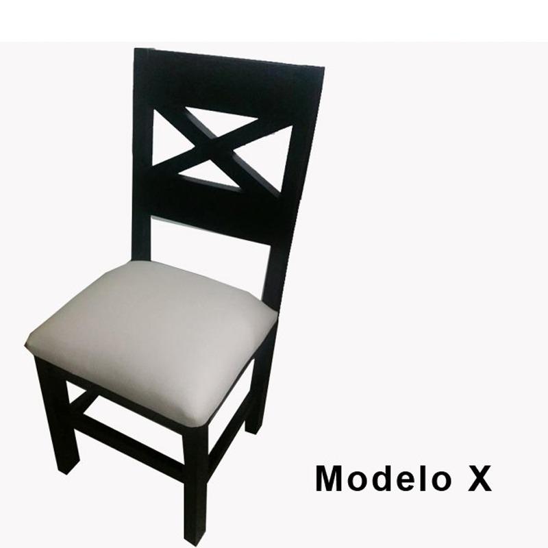 Sillas para comedor cocina etc madera maciza 8 modelos for Modelos de sillas de madera de comedor