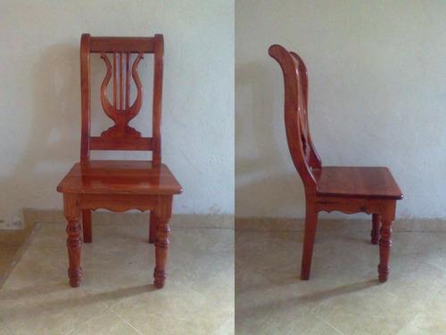 Sillas para comedor affordable silla para comedor for Sillas de comedor modernas en madera