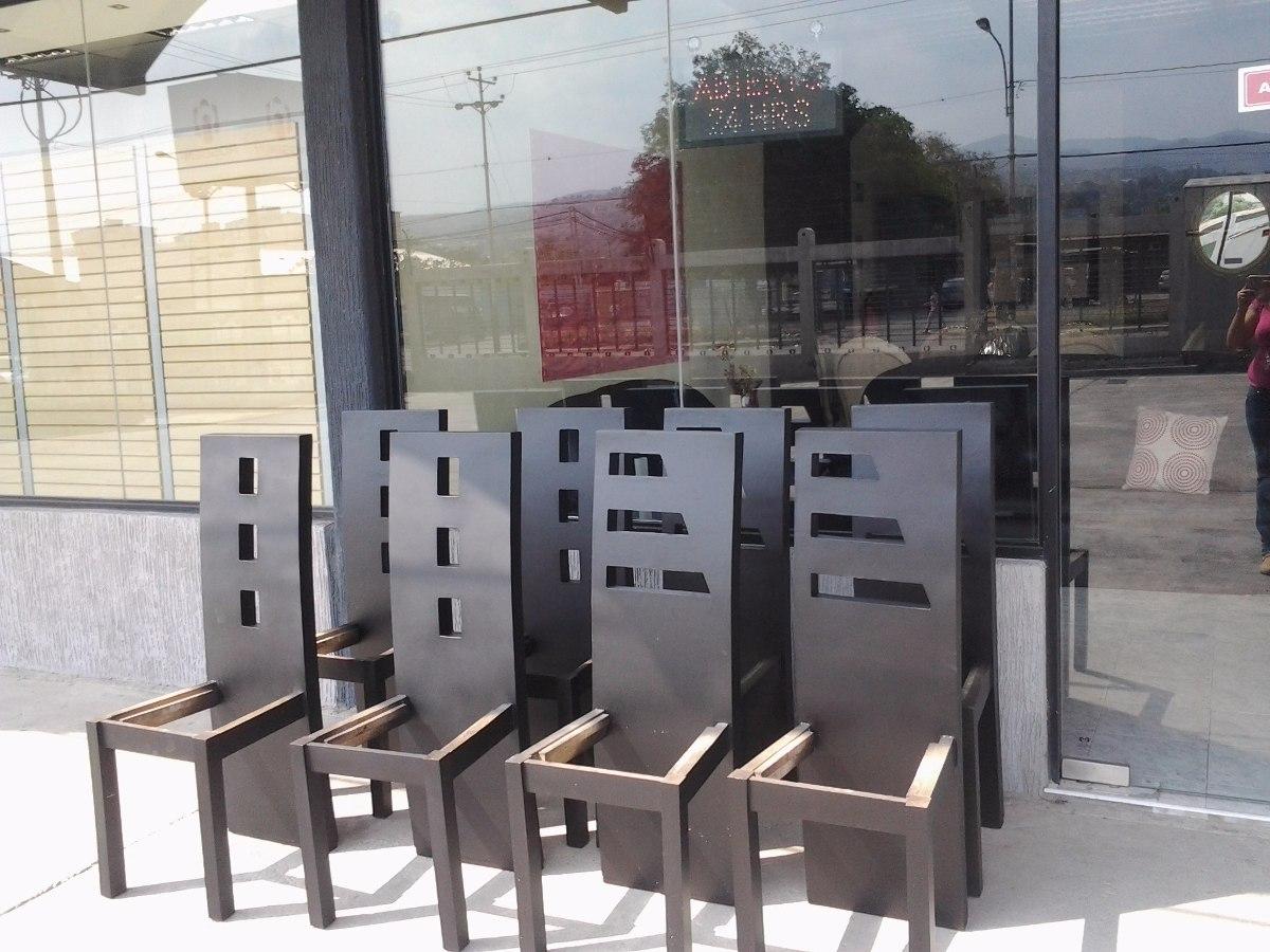 Sillas Para Comedor Moderno - Bs. 170.000,00 en Mercado Libre