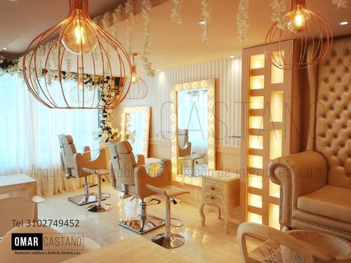 sillas para depilación de cejas, pestañas, manicure y más
