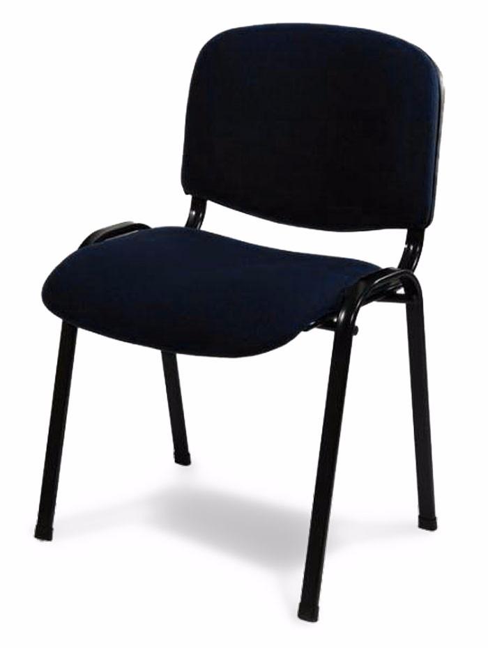 3 pz de sillas para oficina ads de visita modelo iso tapiz for Silla para visitas oficina