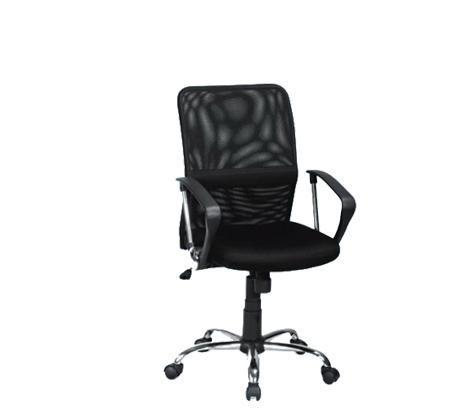 Sillas para oficina ergonomicas en malla muebles para for Sillas de oficina usadas