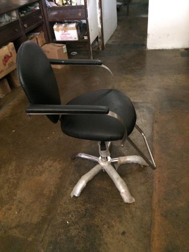 sillas para peluquería con amortiguadores