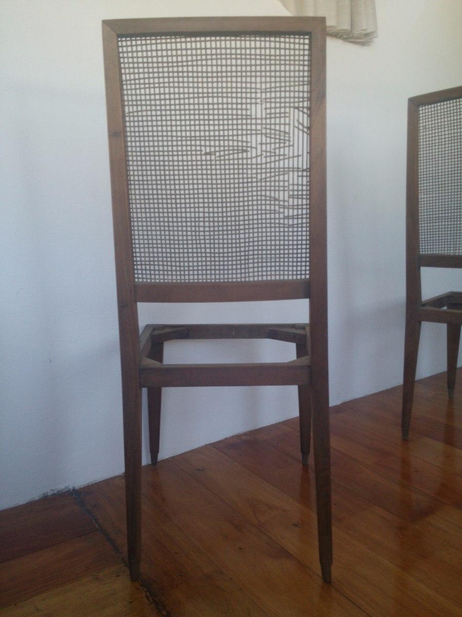Sillas para tapizar buena madera firmes son dos iguales for Tapizar sillas de madera