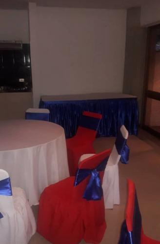sillas parís, mesones y mesas redondas