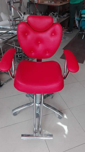 sillas peluquería  barbería spa
