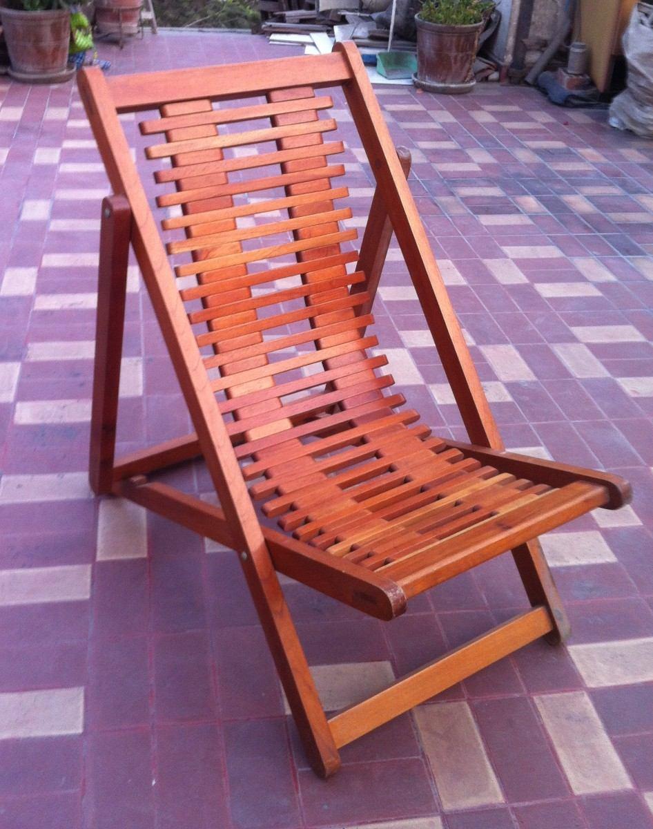 Sillas perezosa de madera cedro nuevas s 459 99 en mercado libre - Sillas de madera plegables precios ...