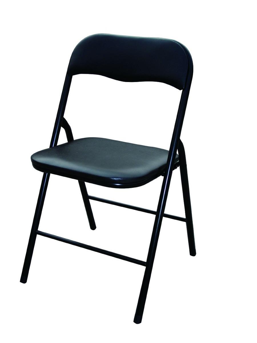Sillas plegables muy resistentes para mesa o jardin for Precio de sillas plegables
