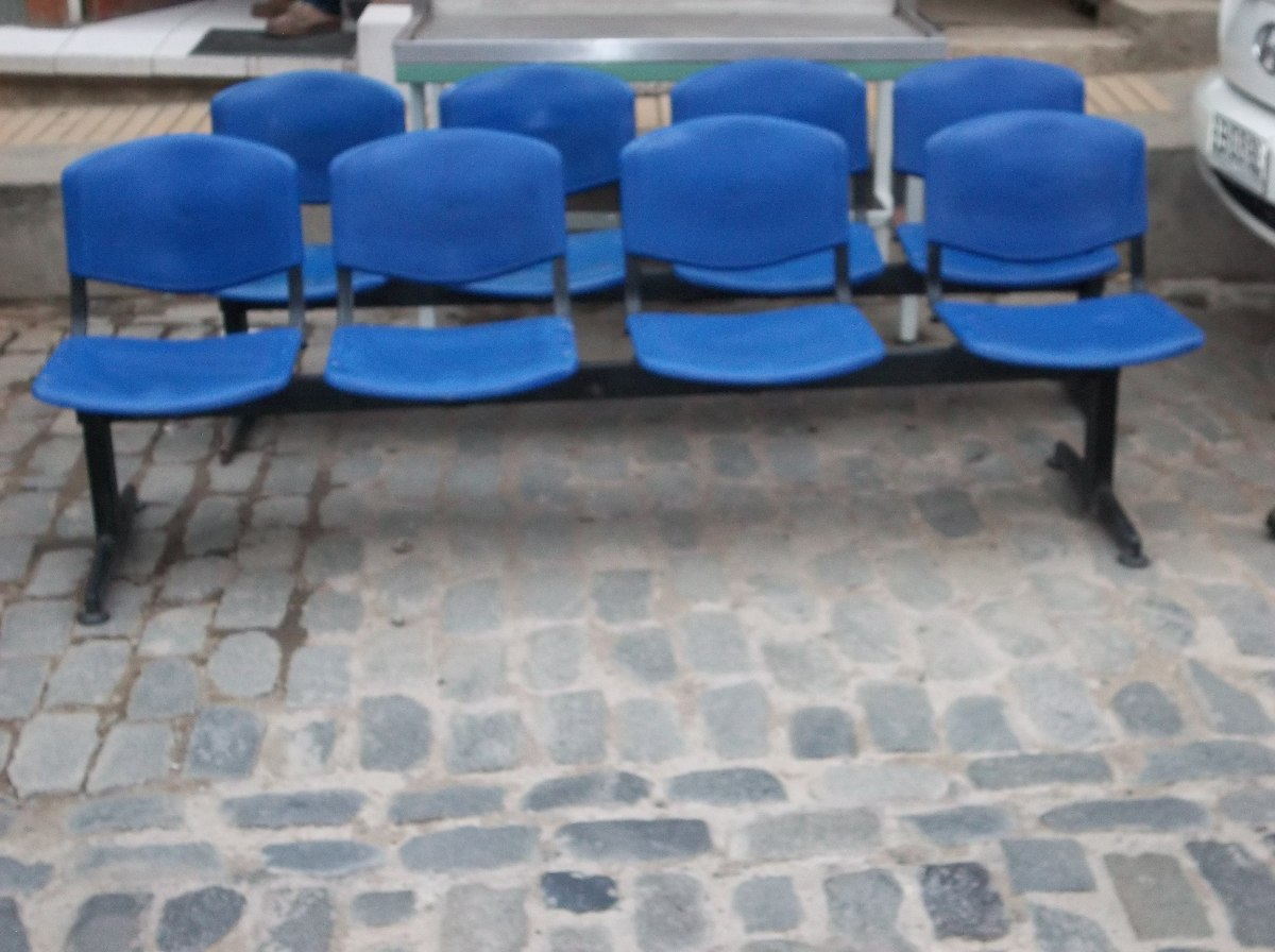 Sillas sala espera 4 personas en mercado libre for Sillas sala de espera
