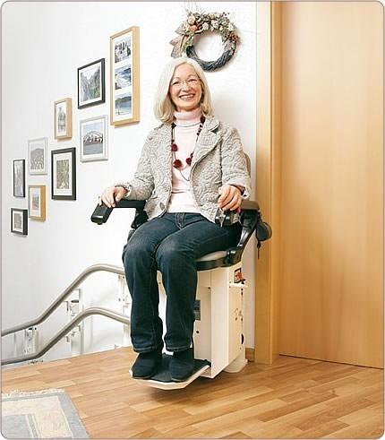 sillas salvaescaleras | recobre la movilidad!