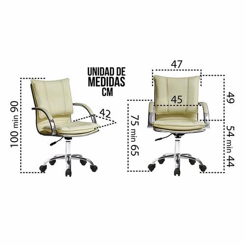 sillas sillon ejecutivo de oficina o peluqueria
