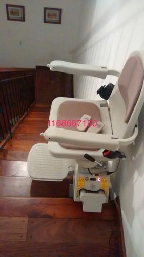 sillas sube escaleras eléctricas nuevas y usadas