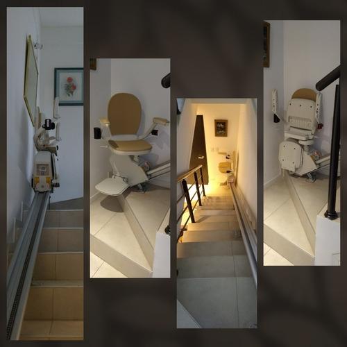 sillas sube escaleras nuevas y usadas pm sube escaleras
