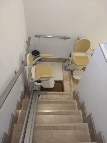 sillas sube monta escaleras ascensor discapacitados electric