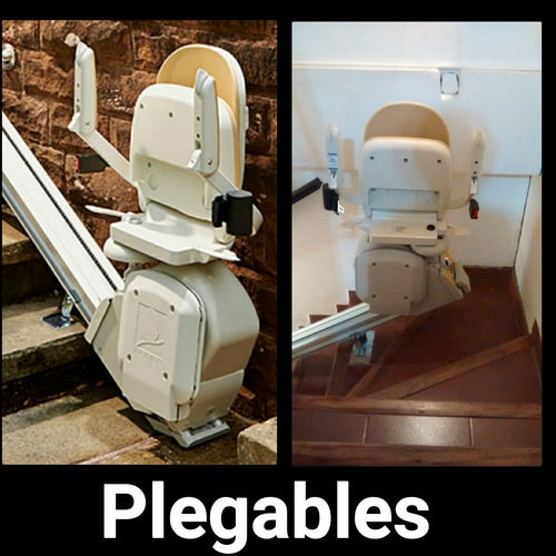 sillas sube salva escaleras ascensor discapacitados