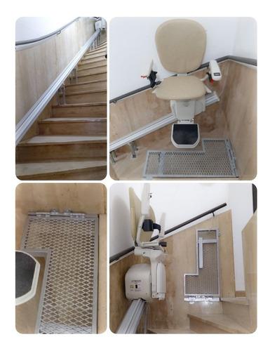 sillas sube salva escaleras presupuestos