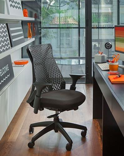 sillas tapizadas modernas