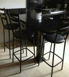 sillas tipo bar alta,taburete para mesones de cocina cafetin
