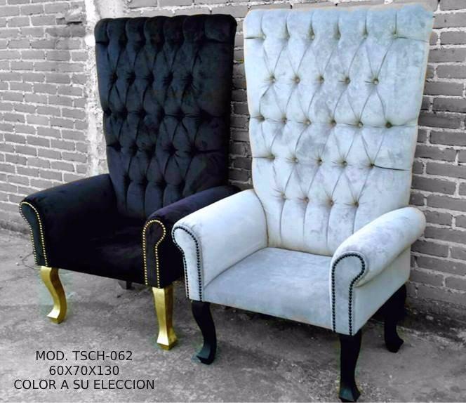 Sillas Vintage, Sillones Vintage, Muebles Vintage - $ 5,122.00 en ...