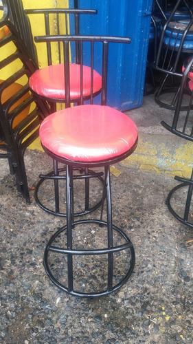 sillas y mesas para bar discoteca o drinks