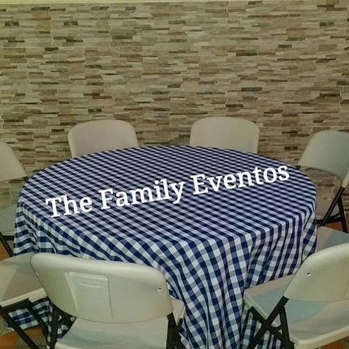 sillas y mesas para eventos