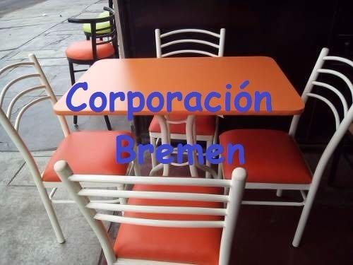 Sillas y mesas restaurante s 275 00 en mercado libre for Mercado libre mesas y sillas