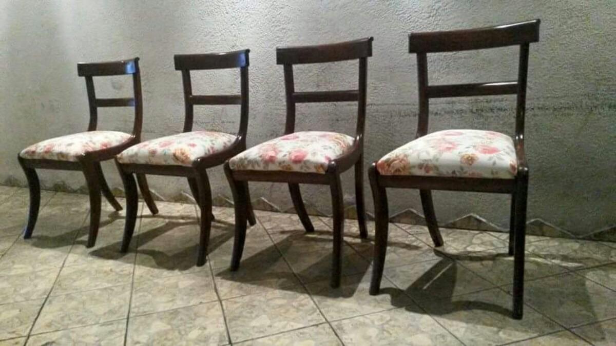 Sillas y sillones tapizados lustres encolados 100 for Sillas y sillones